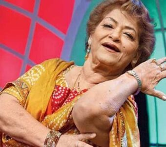 Legendary Choreographer Saroj Khan passes away at the age of 72 due to Cardiac Arrest