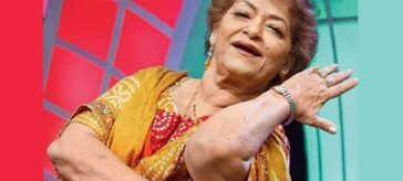 Saroj Khan passes away