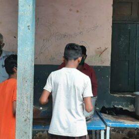 Star Groups Donated Vegan Biryani to Hundreds at Mumbai Orphanages