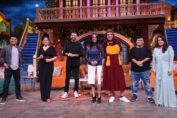 Archana Puran Singh and Parmeet Sethi's on The kapil sharma show