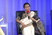 Asha Bhosle musical talent show