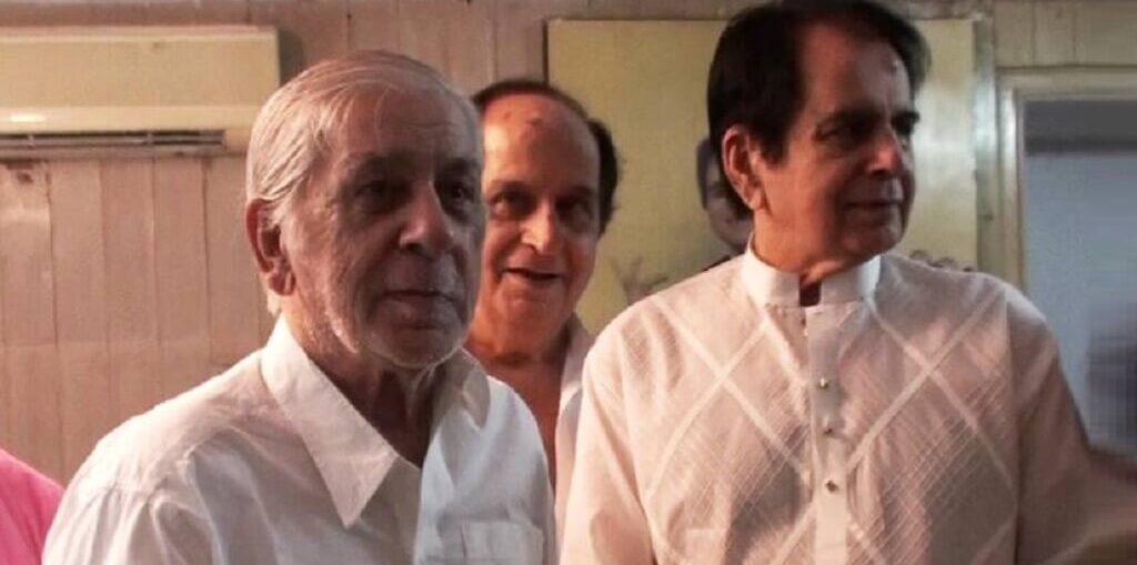 Aslam Khan younger brother of Dilip Kumar Passes Away