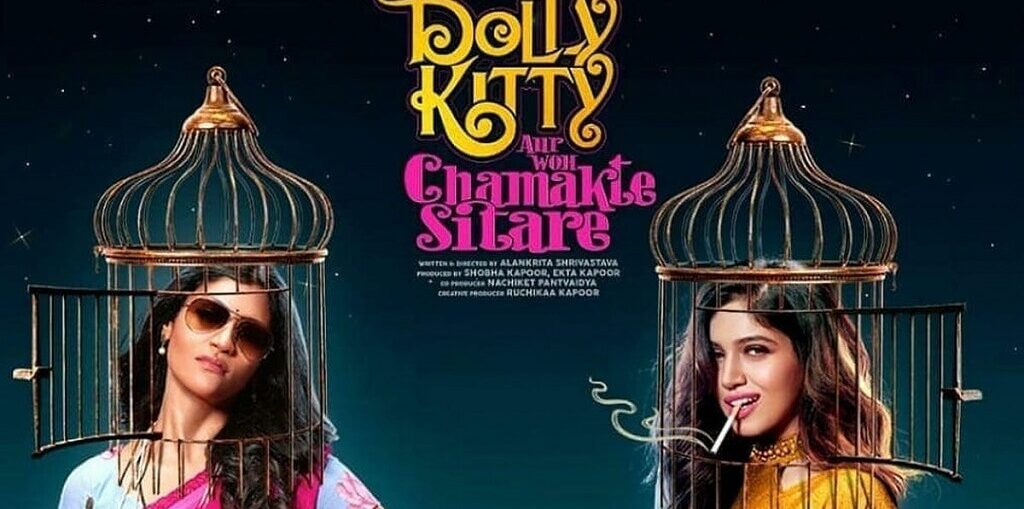 Dolly Kitty Aur Chamakte Sitaare on Netflix