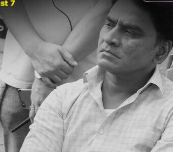 Daya Shankar Pandey Broke down during the Rape Confession Scene in his upcoming film Scotland – releasing on ShemarooMe Box Office