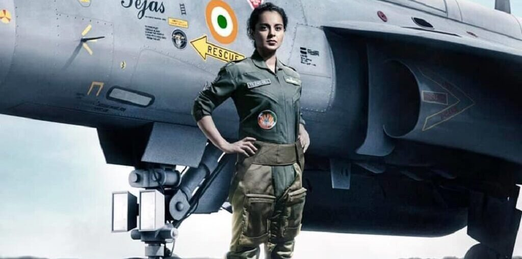 Kangana Ranaut's Tejas to take off in December