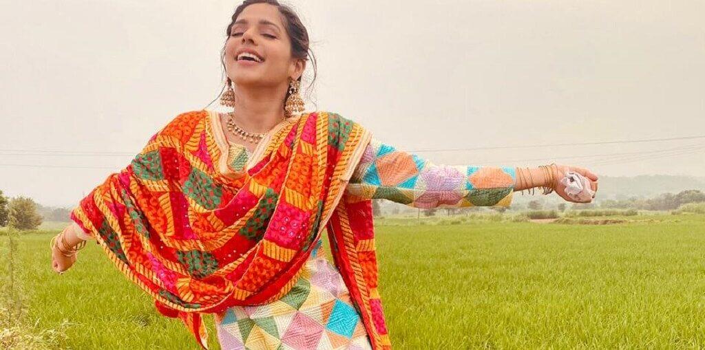 Pranati Rai Prakash BTS video