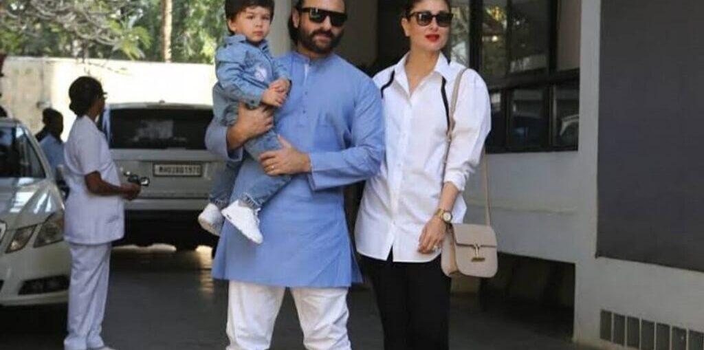 Saif Ali Khan and Kareena Kapoor Khan Are Expecting