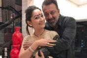 Sanjay Dutt's wife Maanayata Dutt