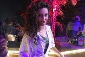Seerat Kapoor event of Maa Star Vinayaka Chavithi