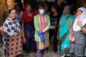 Sehnoor On Her Birthday Donates 30000 Sanitary Pads