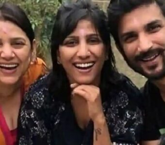 Sushant Singh Rajput's sister, Nitu Singh wrote a heart touching poem for her brother