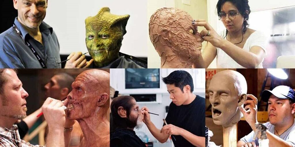 Preetisheel Singh top 5 makeup and prosthetic designers in the world