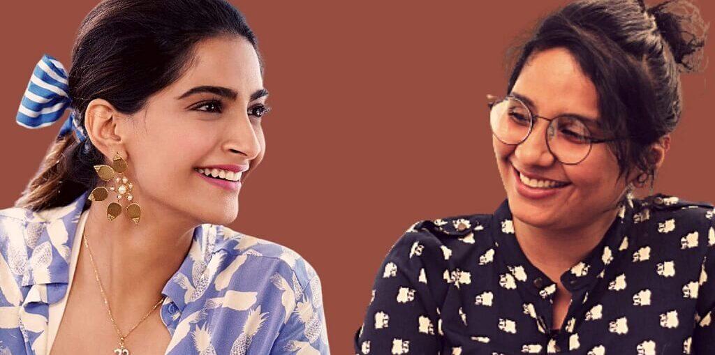Sonam Kapoor features Preetisheel Singh in Women of Film series