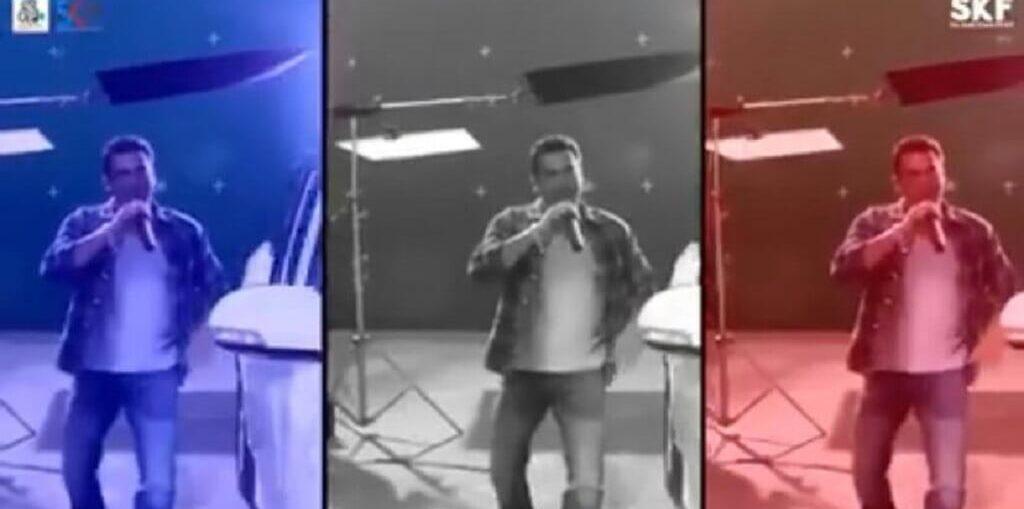 Salman Khan announces that it's a wrap for Radhe