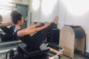 Seerat Kapoor workout