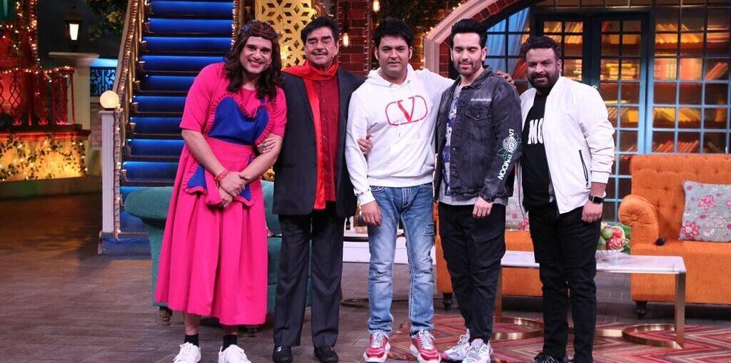 Shatrughan Sinha Luv Sinha on The Kapil Sharma Show