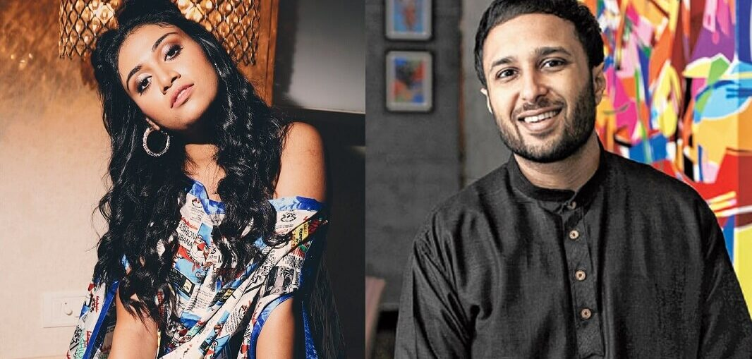 Nikitaa first pop love song with Ash King