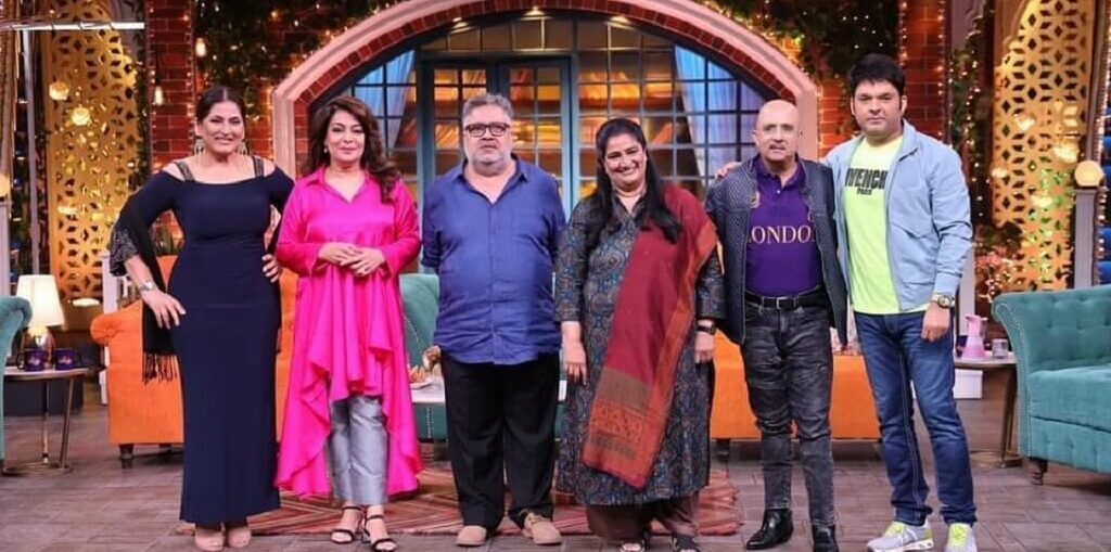 Hum Log on The Kapil Sharma Show