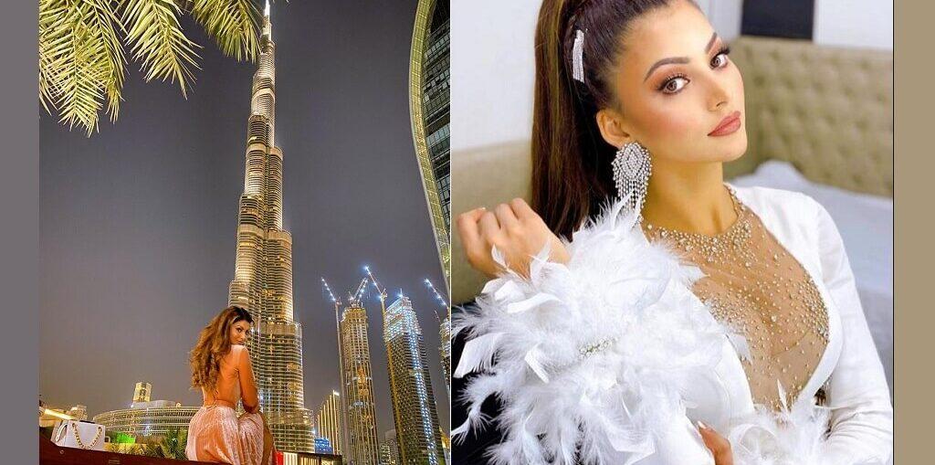 Urvashi Rautela as a Warrior Princess & cleopatra of egypt for Arab fashion week