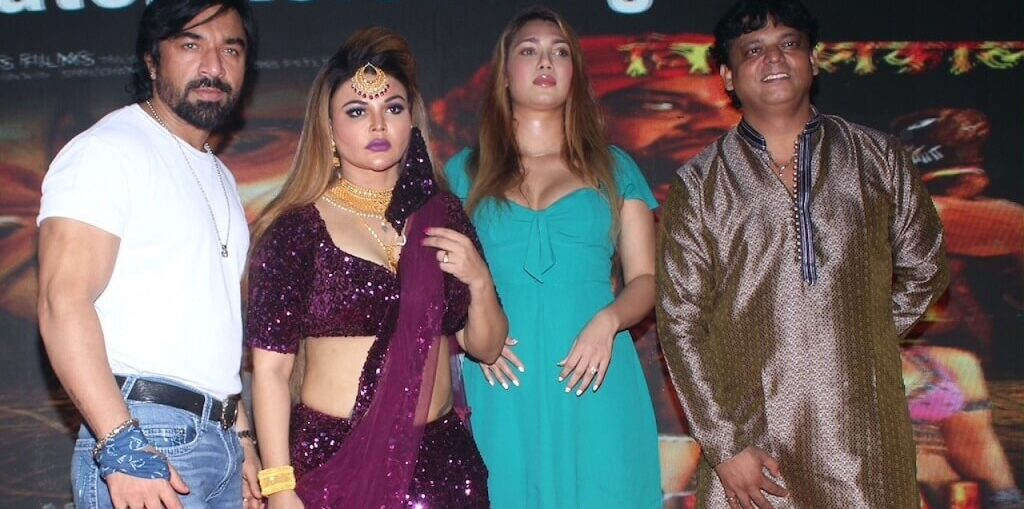 Birthday celebration of Rakhi Sawant
