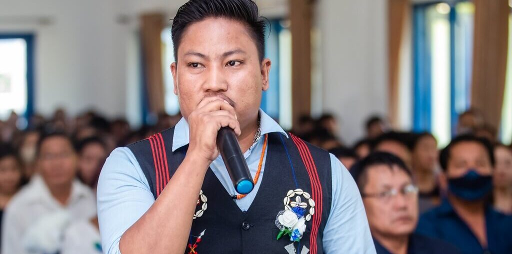 Meet The 1ST Multilingual Singer NK Naga from NAGALAND