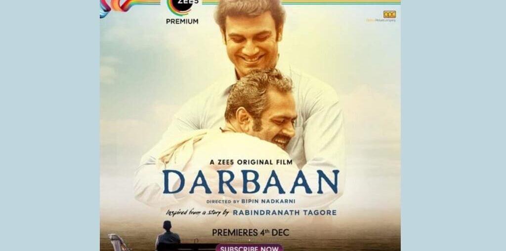 Darbaan bags award for The Most Viewed Film on ZEE5 Premium