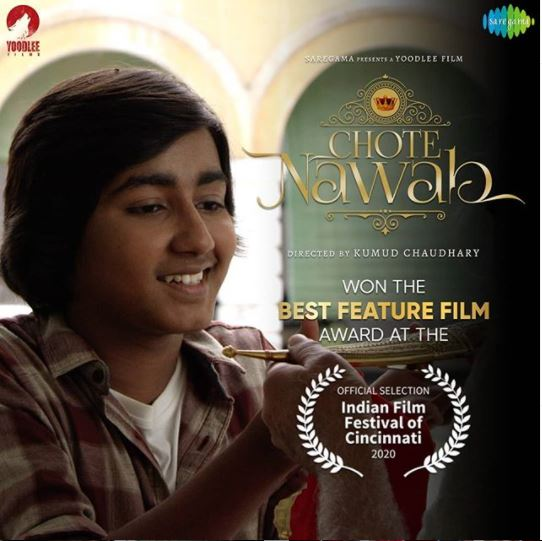 Chote Nawab Poster