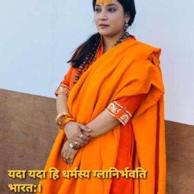 Mahamandaleshwar Devi Maa Shivangi Nand Giri (12)