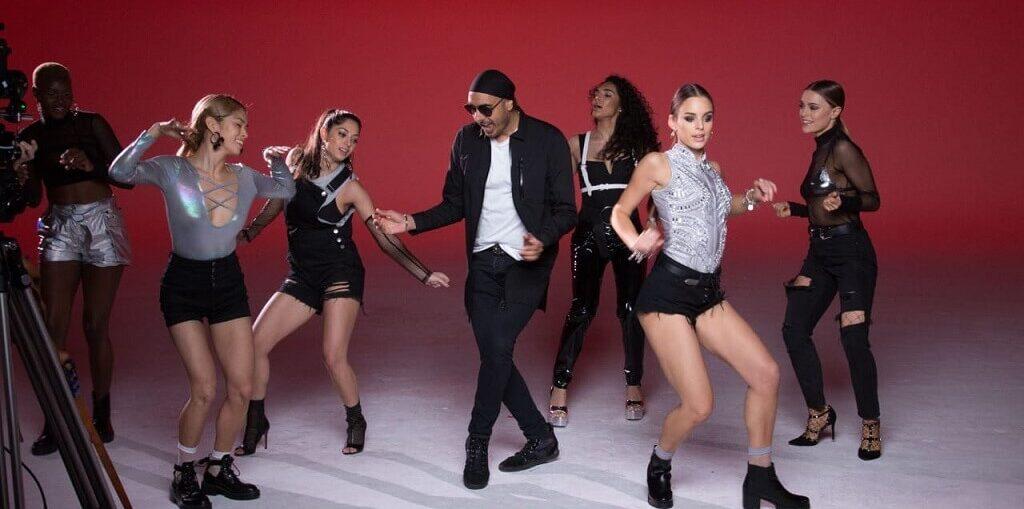 Sukhbir's latest single 'Nachdi'