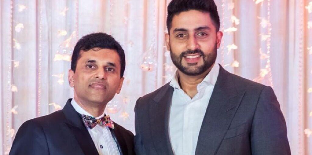 Anand Pandit on Jr. Bachchan's birthday