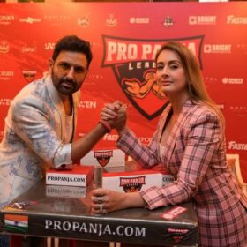 Pro-Panja League India's Only Arm-Wrestling League (2)