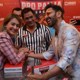 Pro-Panja League India's Only Arm-Wrestling League (5)