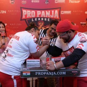 Pro-Panja League India's Only Arm-Wrestling League (8)