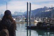 Shreya Chaudhry in Alaska