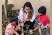 Deepshikha Deshmukh celebrates the International Day of Forests
