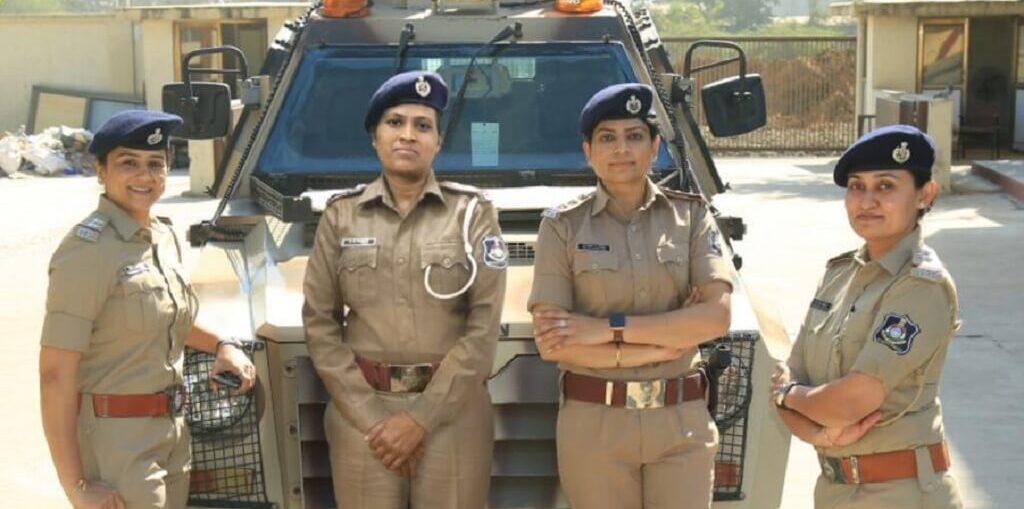 Gujarat's Female Supercops To Shine On Screen