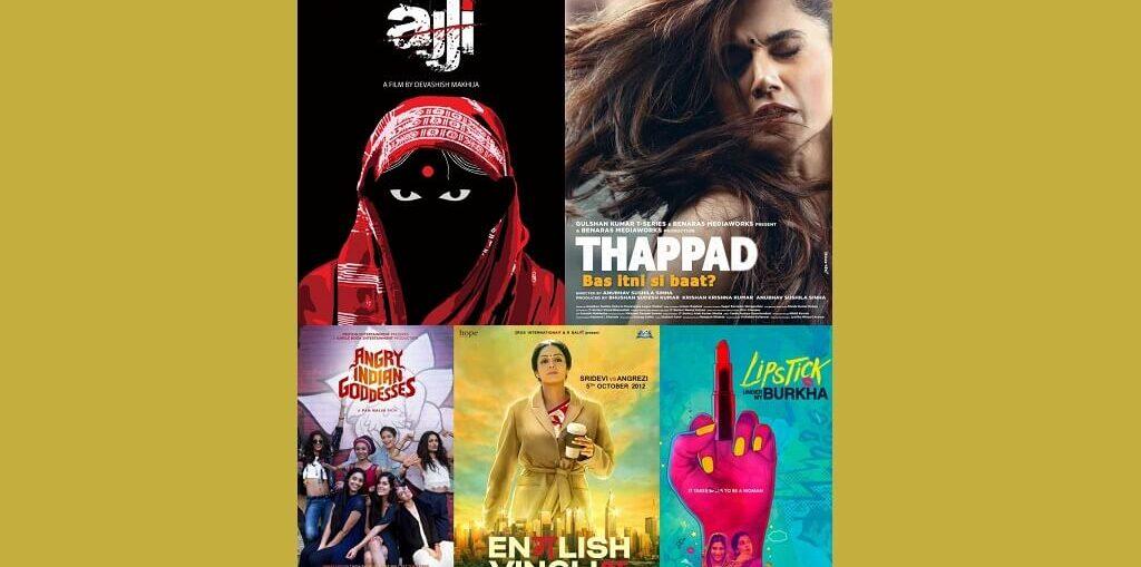 powerful feminist films bollywood