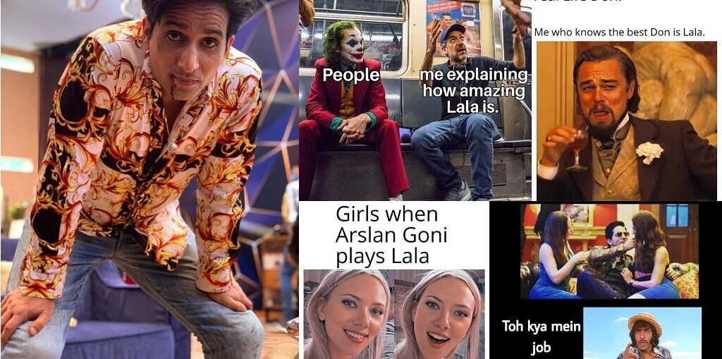 Lala meme Arslan-Goni