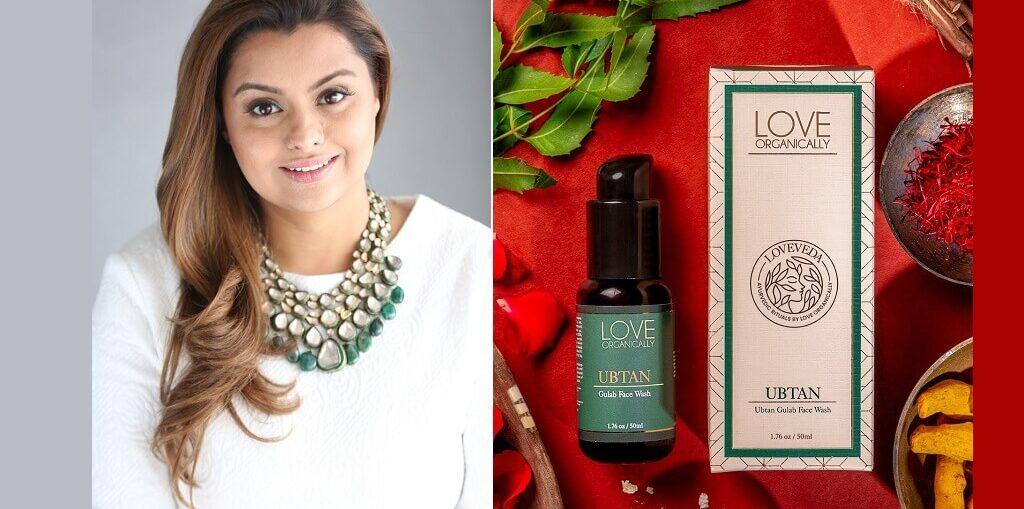 Deepshikha Deshmukh new range of Ayurvedic Beauty products