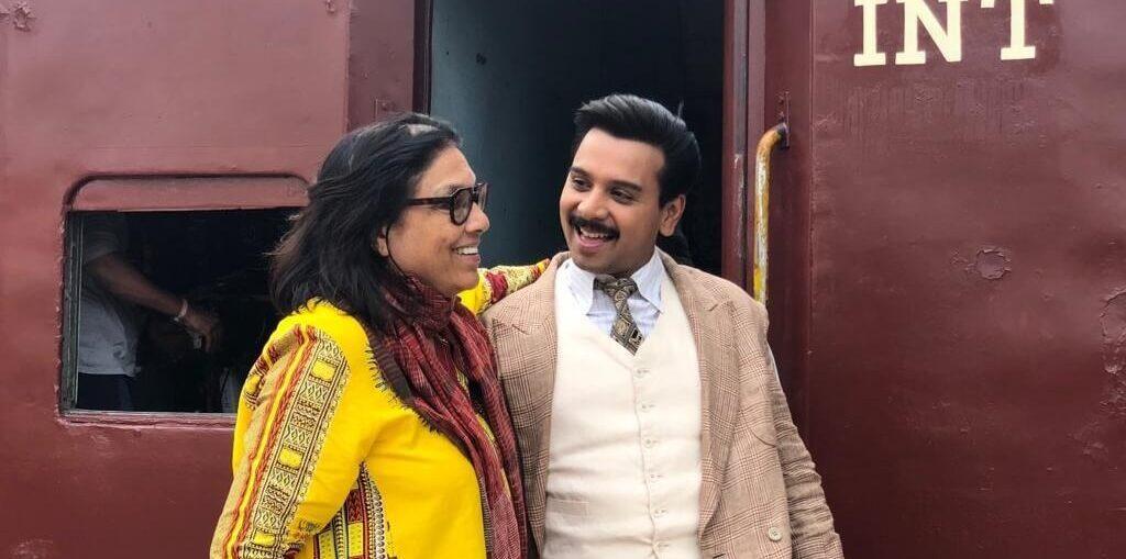 Namit Das favourite memory of 'A Suitable Boy'