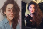 Seerat Kapoor secret behind the beautiful hair