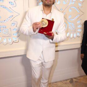 Sonu Nigam at Chaipions of Change Award 2020