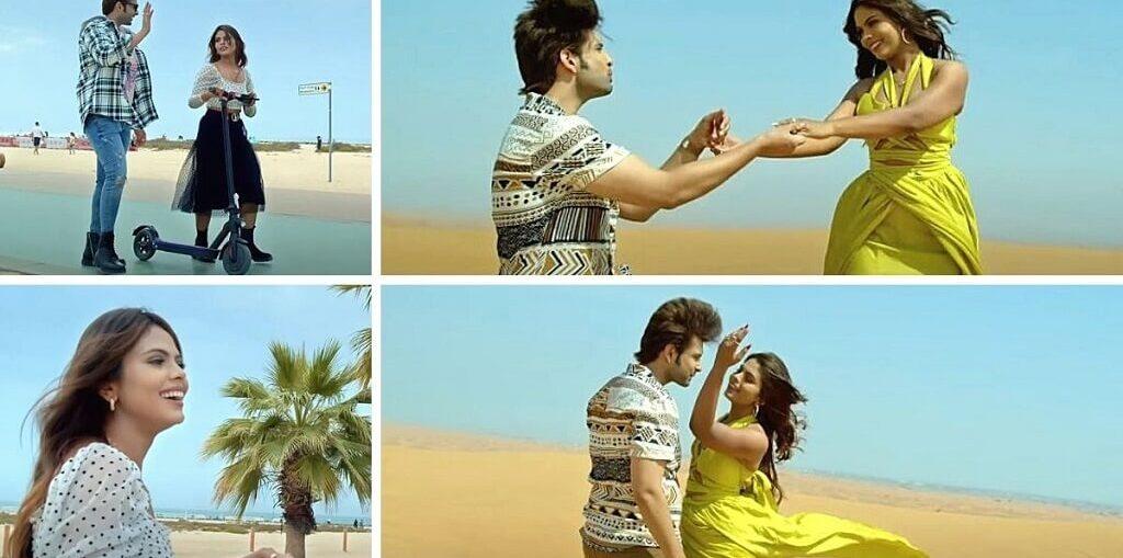 Jiss Waqt Tera Chehra starring Deana Dia