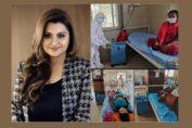Deepshikha Deshmukh help oxygen concentrators