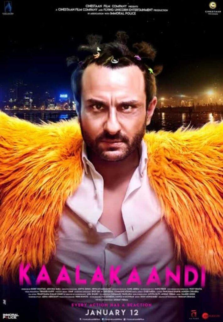 bollywood black comedies - Kaalakaandi