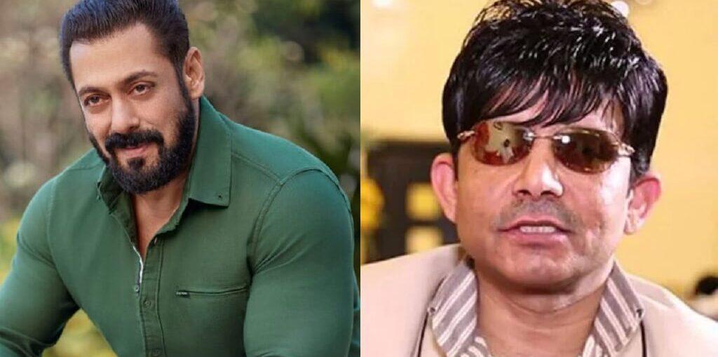 Mr Salman Khan has sued Mr Kamaal R Khan