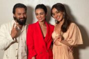 Namit Das & Neha Sharma on Ira Dubey's A Table For Two