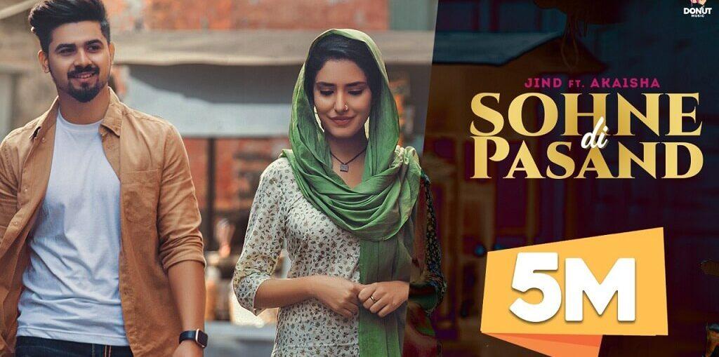 Punjabi song Sohne Di Pasand