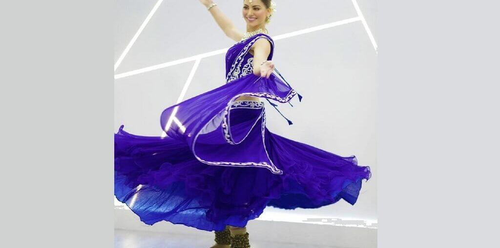 Urvashi Rautela's Kathak dance video