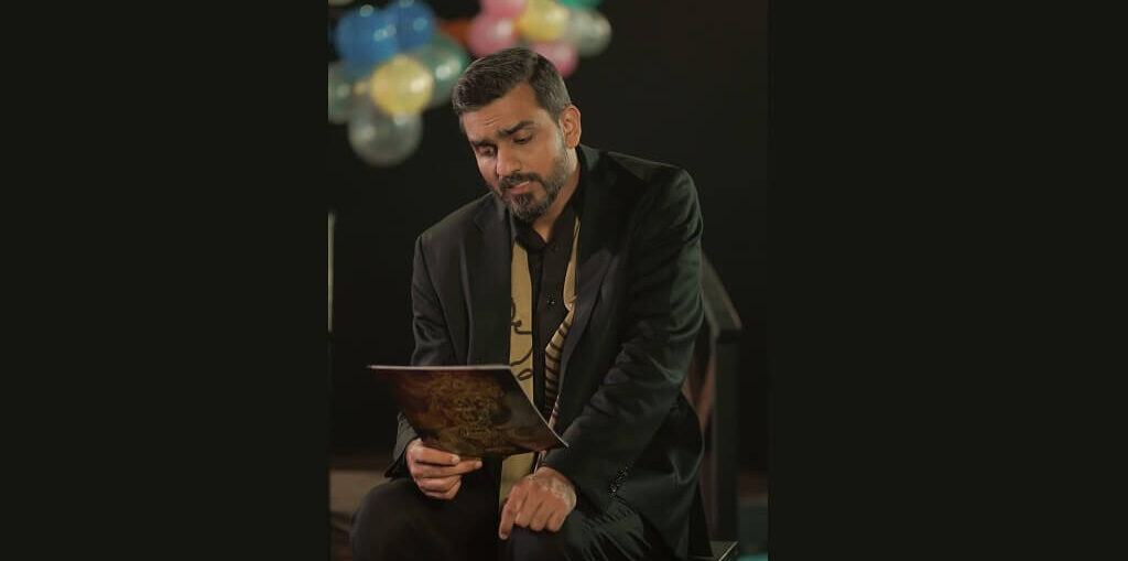 Fawad Khan in Zee Theatre's 'Yaar Julahay'